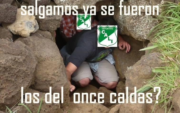 Memes Once Caldas