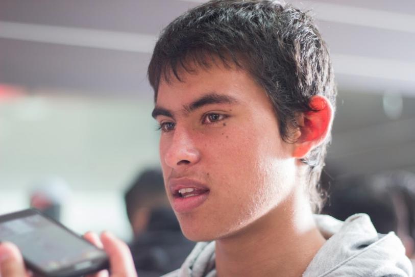 Esteban Betancur - Foto: Daniel Naranjo