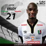 Jhon Valoy Once Caldas Casa Blanca OC