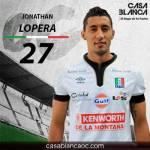 Jonathan Lopera Once Caldas Casa Blanca OC