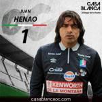 Juan Carlos Henao Once Caldas 2015 II Casa Blanca OC