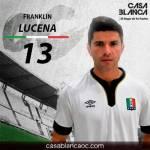 Franklin Lucena Once Caldas Casa Blanca OC