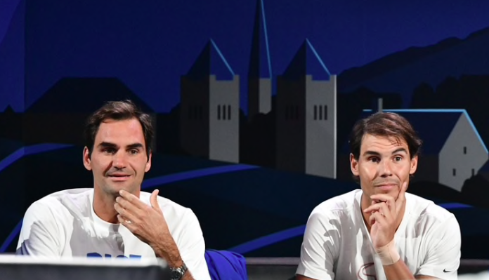 Federer y Nadal donan dinero australia casa blanca sports