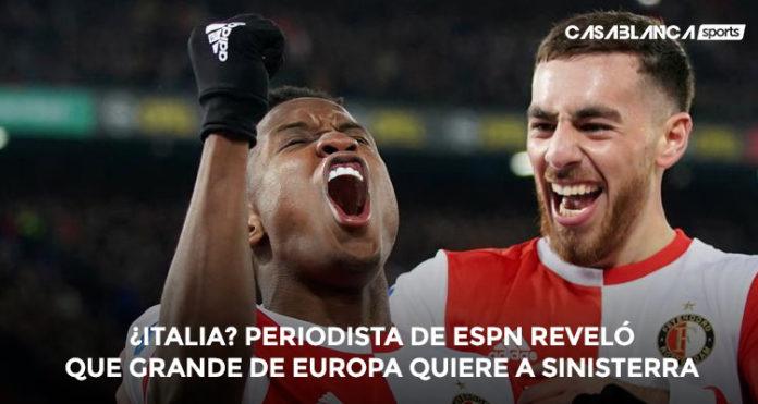 LUIS-SINISTERRA-AC-MILAN-ESPN-WALTER-VARGAS-FEYENOORD-CASA-BLANCA-SPORTS