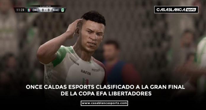 once-caldas-esports-final-efa-libertadores-casa-blanca-oc